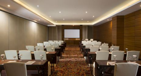 7 meeting room at MICC and it is Ideal for your medium meetings/training sessions.