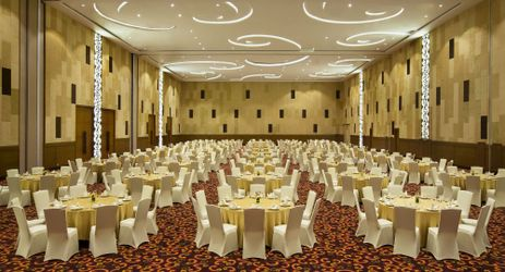 The biggest ballroom in town! Provide your special event & wedding