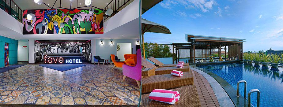 Archipelago International open new favehotel Kuta Kartika Plaza