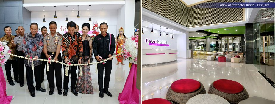 Archipelago International Second Entry to the North Coast of Java with favehotel to Tuban