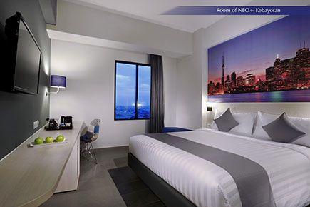 NEO+ Kebayoran Room