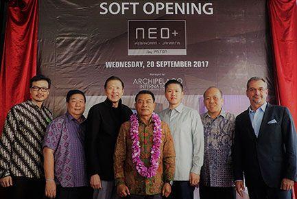 NEO+ Kebayoran Soft Opening Ceremony