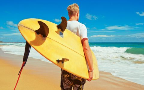 SURF AND CAMP PACKAGE