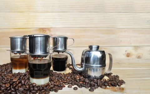 Traditional Vietnamese Coffee Series