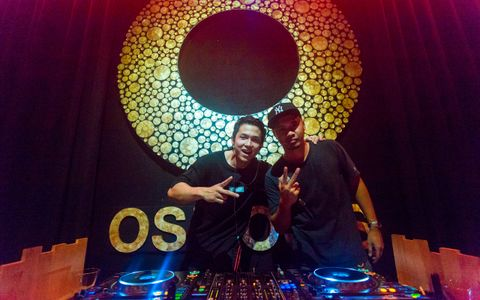 Nikki Frazetta Successfully Light Up the Weekend Vibe at Osmosis