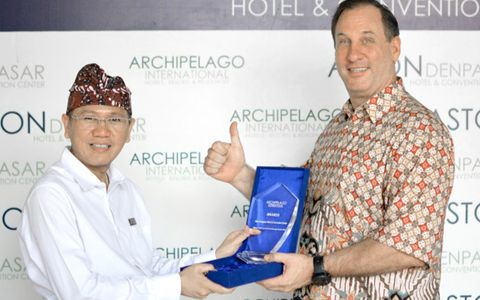 Aston Denpasar Hotel & Convention Center Won Several Categories on the 7th Bali Culinary Festive