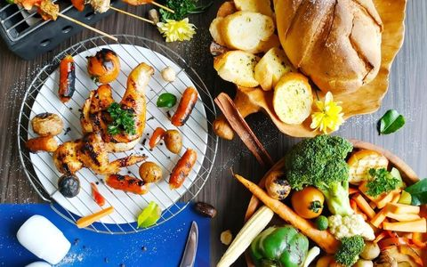 Barbeque Buffet Dinner Package