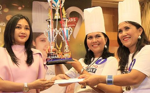 Aston Sosialita Cooking Competition