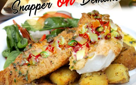 Snapper On Demand
