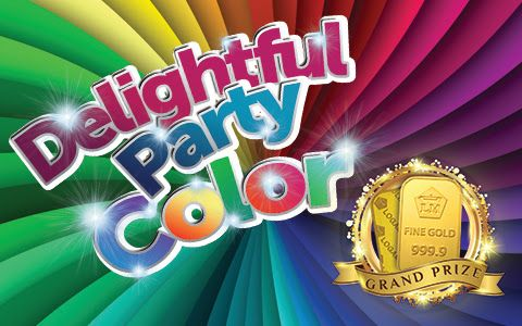 Delightful Party Color