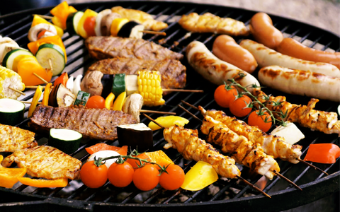 Barbeque Under the Stars