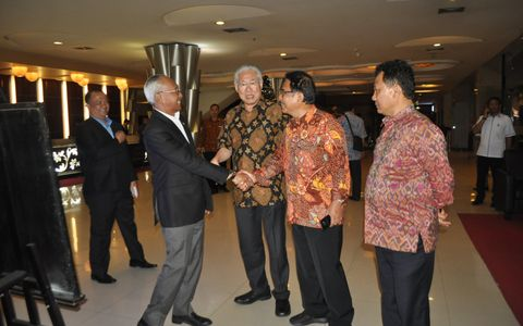 Welcoming VVIP Guest: Indonesia's Ministry of Agrarian and Spatial Planning