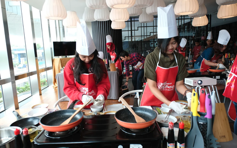 Cooking Class with Aston Priority Simatupang Hotel & Conference Centre