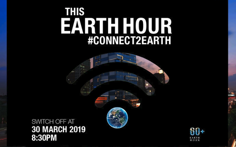 Earth Hour at Aston Priority Simatupang Hotel & Conference Center