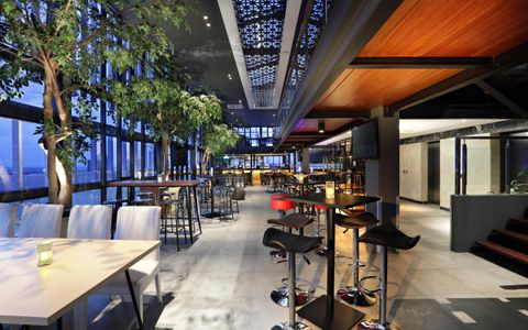 Sky Resto and Lounge, New Favourite Spot in Aston Imperial Bekasi