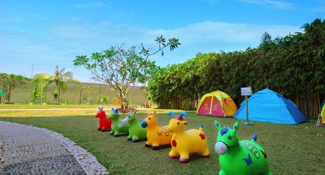 Let your children enjoy their holiday with Aston Cirebon's Kids Fun Facilities