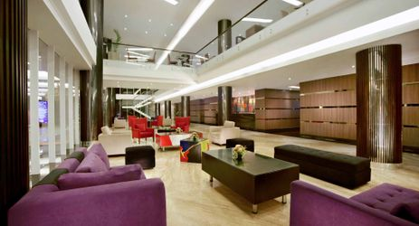 Elegant and spacious lobby to guarantee the comfort in kupang