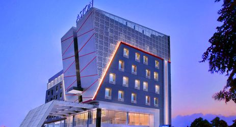 Location in The Heart of Bandar Lampung The Strategic Hotel for your Stay
