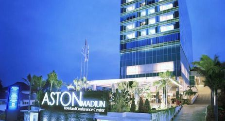 The luxurious 4 star hotel in the heart of the city of Madiun