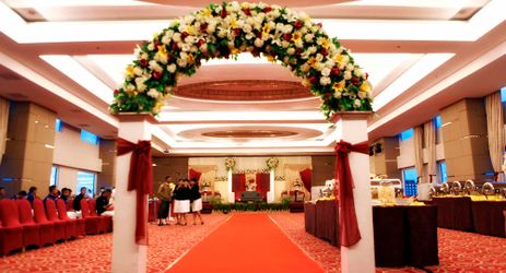 Your wedding venue in makassar is more than just a setting; it's the place where memories made