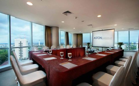 Aston Makassar Hotel & Convention Center - Akomodasi