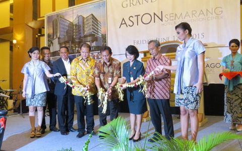 Compete Facilities of Aston Semarang
