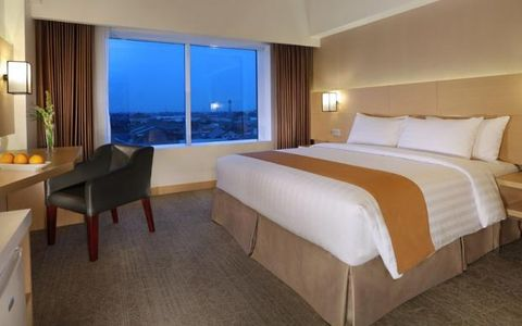 Newest Four Star Hotel in Semarang