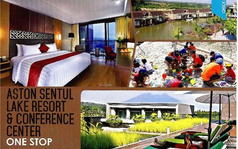 Aston Sentul Lake Resort & Conference Center One Stop Entertainment
