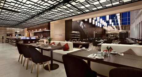 Modern Coffee Shop for casual business meeting in the center of business district in South Jakarta