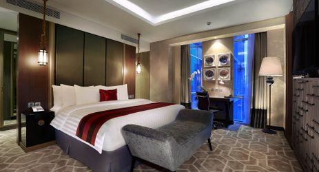 The most exclusive room with complete amenities to stay when visiting the center of business district in South Jakarta