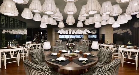 Modern Japanese restaurant with authentic taste and cozy ambiance in the center of business district in South Jakarta