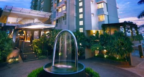 Fresh, elegant and modern style concept, welcome you at the very first time you arrive the hotel.