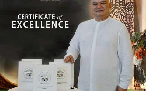 Grand Aston Yogyakarta Earns TRIPADVISOR Certificate of Excellence for 5 Consecutive Years