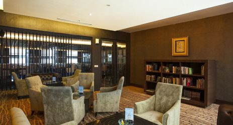 Reading room is a special facility prepared for Member The Cityhal Club. Enjoy the luxurios only at the club.