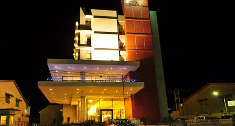 The Aston Ketapang City Hotel offers guests a business hotel with a relaxed environment and interesting designs right in the heart of Ketapang City