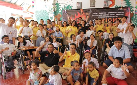 Aston Kuta Celebrates Anniversary with CSR Activities