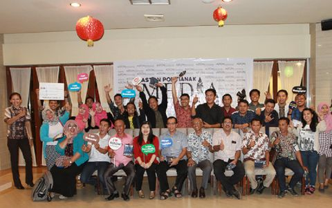 Media Gathering was held again by Aston Pontianak Hotel & Convention
