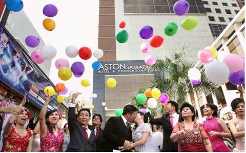 Your perfect wedding celebration at ASTON Samarinda with inexpensive rate