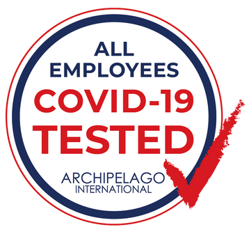 covid19 checked stamp