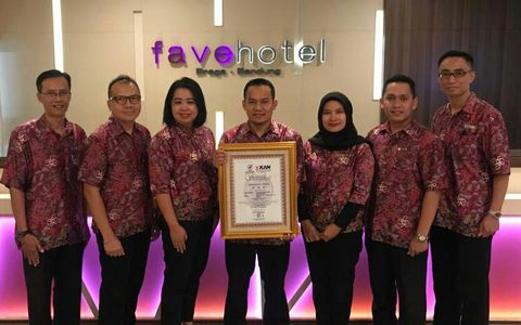 favehotel Braga Proudly Announces 3-Star Certification