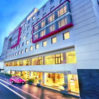 Charming hotel located in Bandung's burgeoning entertainment district
