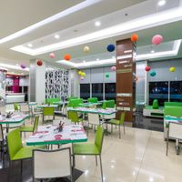 Unwind and taste some of the local flavors at our Lime Coffee Shop