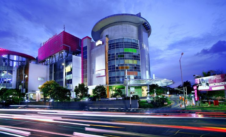 The Favehotel Pluit Junction occupies a privileged spot in the very heart of Pluit