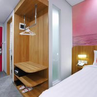 Discover space, style and modern convenience in our hotel rooms