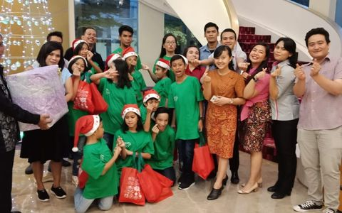The Joy of Christmas at favehotel Puri Indah