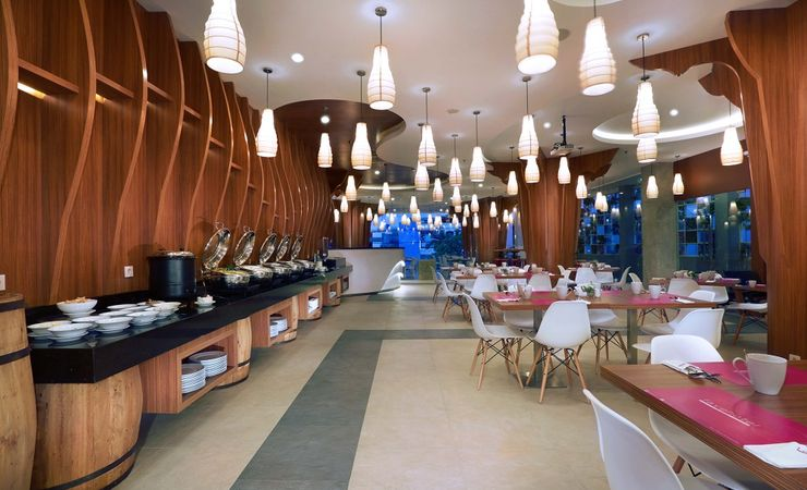 A Western Stylish Restaurant, enjoy Breakfast,Lunch and Dinner at Rustic,cozy place for hang out