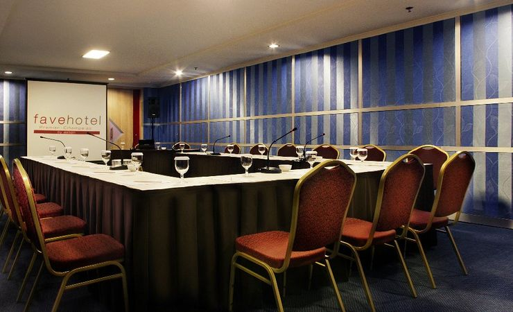 Small meeting or training can accommodate until 20 person