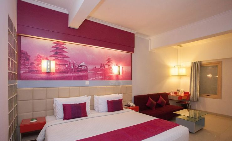 Special rooms offers in Cihampelas street with additional facilities