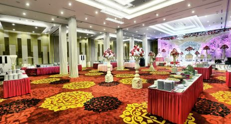 Great room for wedding, gathering and small or large meeting in CIlacap