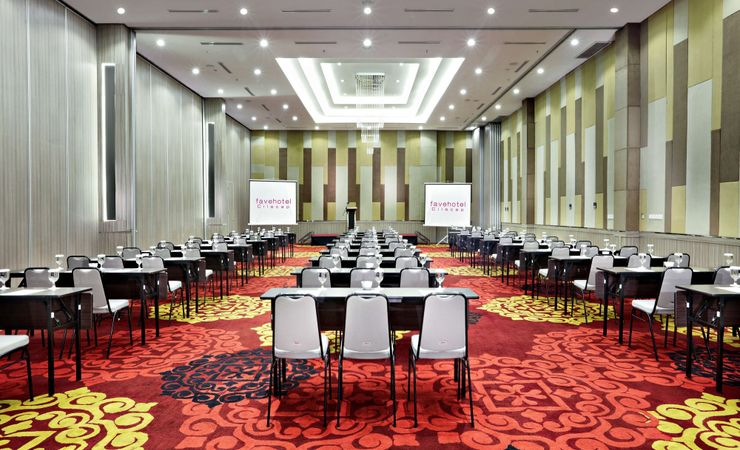 Best Meeting Meeting room in Cilacap for meeting, anniversary, birthday or private wedding